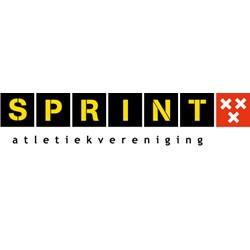 AV Sprint logo print