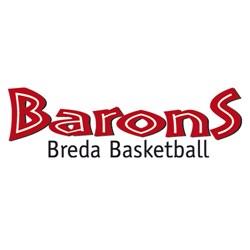 Barons logo print