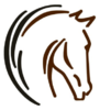 Bij JET logo print