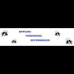 Bowlingvereniging Z'bergen logo print