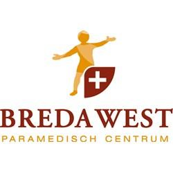 Breda West Paramedisch Centrum logo print