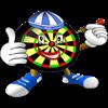Logo G-Darts Breda