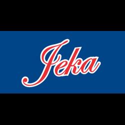 HSC Jeka logo print
