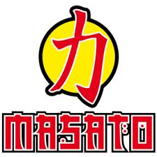 Masato logo print