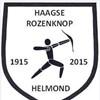 Logo Haagse Rozenknop