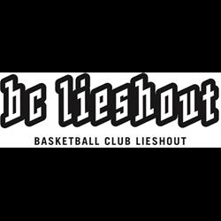 Basketbalclub Lieshout logo print
