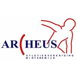 AV Archeus logo print
