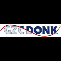 GZC Donk logo print