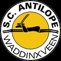 SC Antilope Waddinxveen logo print