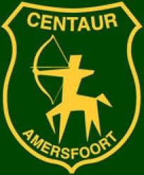 AHV Centaur logo print