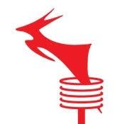 Antilopen logo print