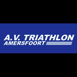 AV Triathlon logo print