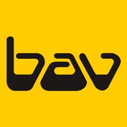 BAV  logo print