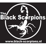 Logo ERHC The Black Scorpions