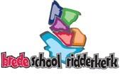 Brede school Ridderkerk logo print
