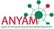 Anyam logo print