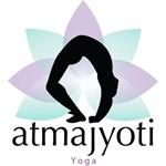 Logo Atmajyoti yoga