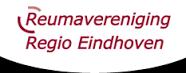 Reumavereniging Regio Eindhoven logo print