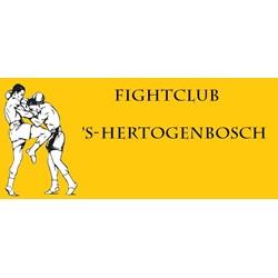 Fightclub Den Bosch logo print