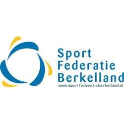 Sport Federatie Berkelland  logo print