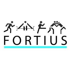 AV Fortius logo print