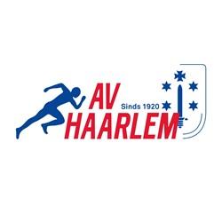 Atletiek Vereniging Haarlem logo print