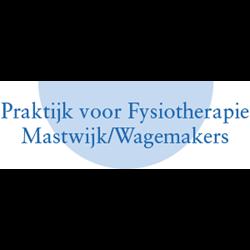 Praktijk voor Fysiotherapie Mastwijk/Wagemakers logo print