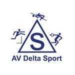Logo Atletiekvereniging Delta Sport