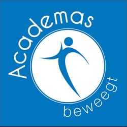 Academas Fysio Training & Health logo print