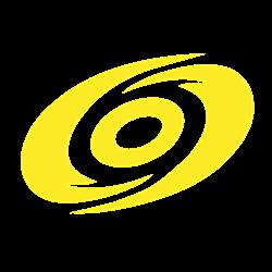 ASC Hilversum Hurricanes logo print