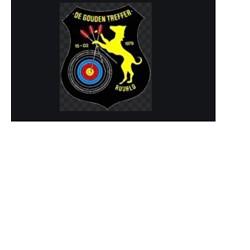 Boogschietvereniging De Gouden Treffer logo print