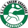 Logo G.L.T.V Cream Crackers