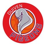 Logo Basketbalvereniging Pigeons