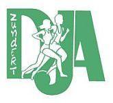 D.J.A. logo print