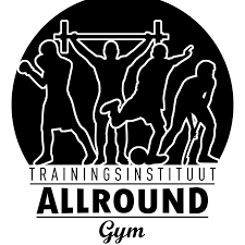 Allround Gym logo print