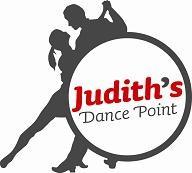 Judith's Dance Point logo print