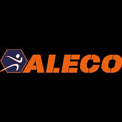 Aleco logo print