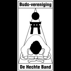 Budovereniging De Hechte Band logo print