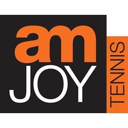 Amjoy Tennis logo print