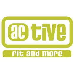 Active fit and more logo print