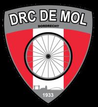 Wielervereniging DRC de Mol logo print