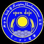 Open Dojo Haarlemmermeer logo print