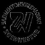 Logo Badmintonvereniging Zuidwester