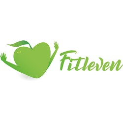 FitLeven logo print