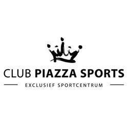 Piazza Sports BV. logo print