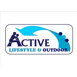 Active Lifestyle & Outdoor logo print