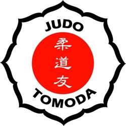 Judo Tomoda logo print