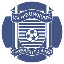 R.K.V.V. Nieuwkuijk logo print