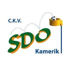 C.K.V. SDO/Fiable Kamerik logo print