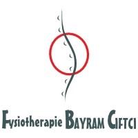 BAYRAM Fysiotherapie logo print